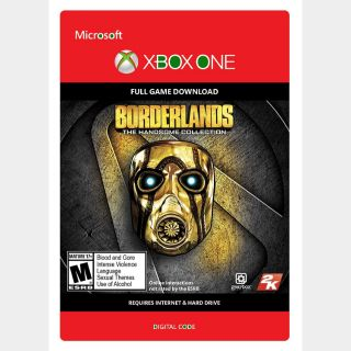 Borderlands: The Handsome Collection - Xbox Series X|S, Xbox One