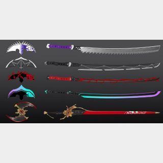 SCARLET NEXUS: Weapon Bundle - Xbox Series X S, Xbox One