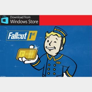 [Windows]Fallout 1st - 1 month subscription