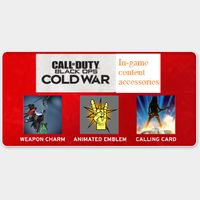 Call of Duty Black Ops: Cold War Exclusive Rewards - PC/Xbox/PS4