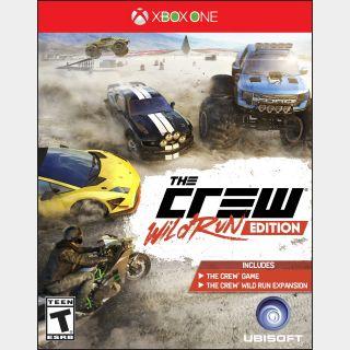 The Crew Wild Run Edition - Xbox Series X S, Xbox One