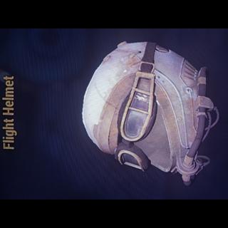 Apparel | Flight helmet