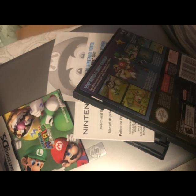 Mario Bros 64 DS