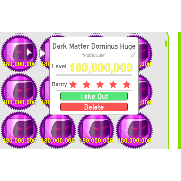 Other | 2x DM Dominus Huge 180M - In-Game Items - Gameflip
