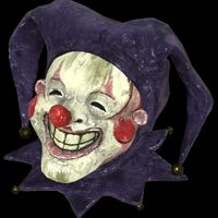 Apparel   Fasnacht Buffoon Mask