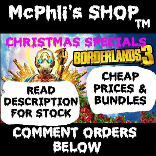 Other   CHRISTMAS SPECIALS ASK