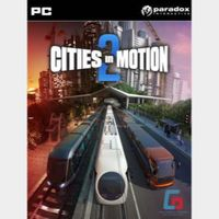Cities in Motion 2 ✔️[𝐈𝐍𝐒𝐓𝐀𝐍𝐓]✔️