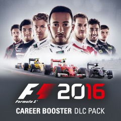 F1 2016  Career Booster DLC Pack