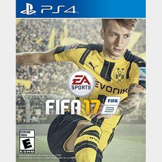EA SPORTS™ FIFA 17 (PS4 🇺🇸 - Digital Code) #𝘼𝙪𝙩𝙤𝘿𝙚𝙡𝙞𝙫𝙚𝙧𝙮⚡️