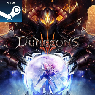 Dungeons 3 - Steam Activation Key