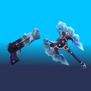 Weapon | MM2 | Ice set