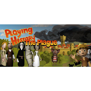 Playing History - The Plague CD-Key World [Instant]