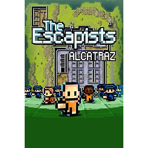 The Escapists - Alcatraz [DLC] CD-Key World [Instant]
