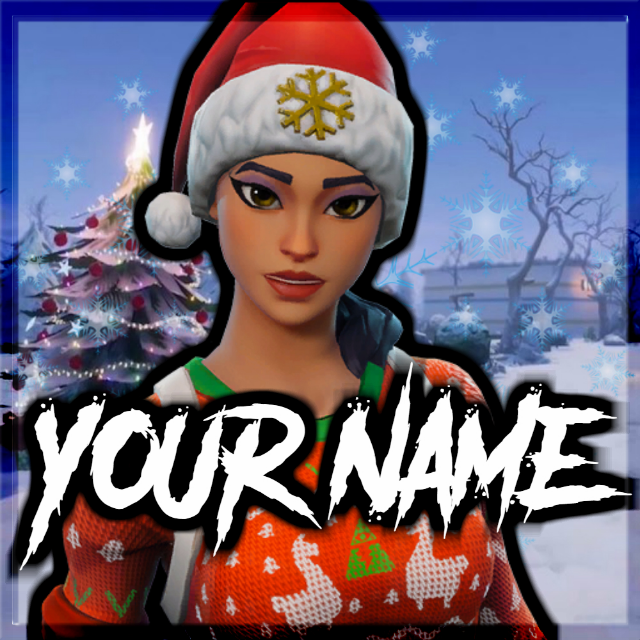 Fortnite Profile Picture (Any Skin/Character) (Custom Made