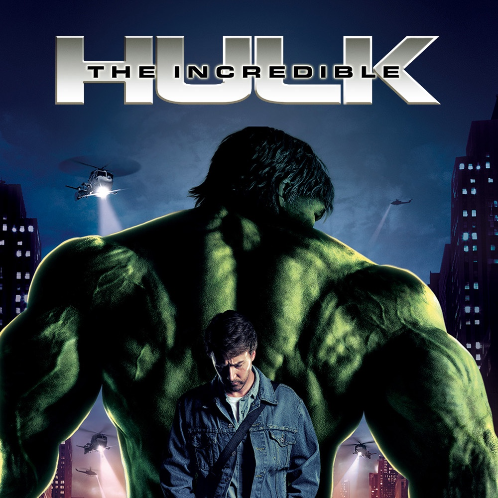The Incredible Hulk digital hd