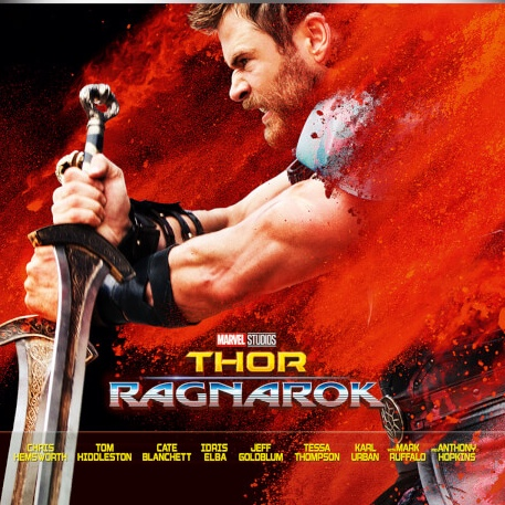 THOR RAGNAROK DIGITAL HD(cheapest deal) - Digital Movies
