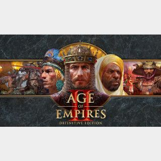 Age of Empires II: Definitive Edition Steam