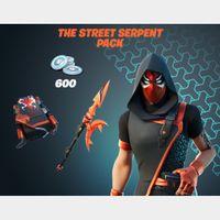Code | Street Serpent XBOX US