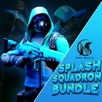 Code | Splash Squadron Bundle