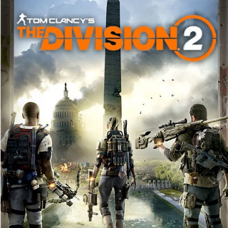 Tom Clancy's - The Division 2 [EU - Digital Key]