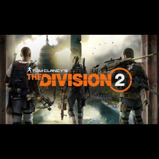 Tom Clancy's - The Division 2 [Digital Key]