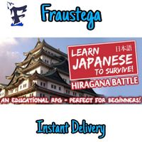 Learn Japanese To Survive! Hiragana Battle