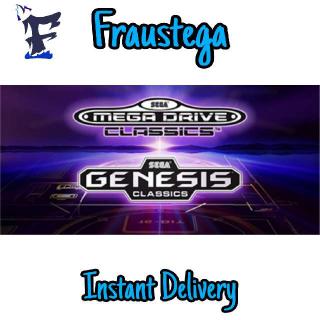 SEGA Mega Drive & Genesis Classics