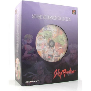 NEW SEALED SaGa Frontier 2 Square Millennium Collection Japanese import box set