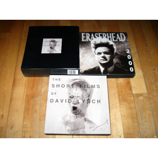 Eraserhead/The Short Films of David Lynch DVD 2-Disc Limited Edition box set