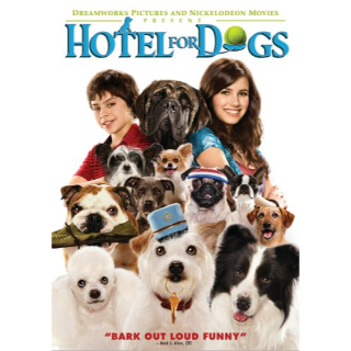Hotel for Dogs (Widescreen Edition) DVD