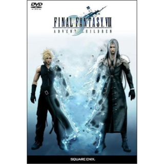 Final Fantasy VII - Advent Children (Japan import DVD)
