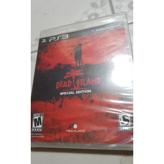NEW SEALED Dead Island: Special Edition (PlayStation 3, 2011) GameStop-exclusive