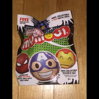 NEW Funko Marvel Series 1 Mymoji Blind Bag Minifigure 1 mystery figure Spiderman