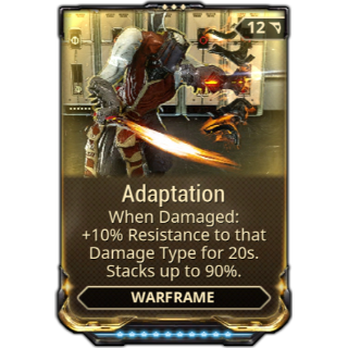 Mod | Adaptation 2x