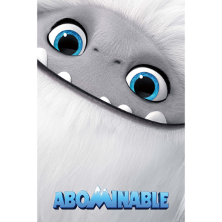 Abominable 4K UHD ***InstaWatch