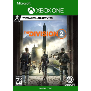 The Division 2 Xbox One - FAST Global Key