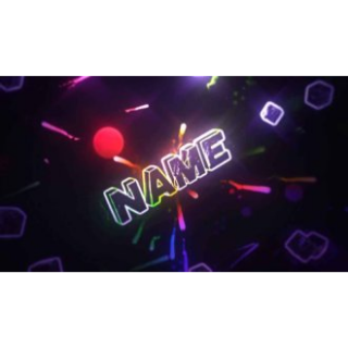 I will Make You A Intro And Outro And A banner