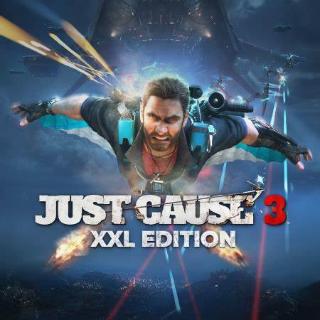 Just Cause 3 XXL Edition [INSTANT STEAM]