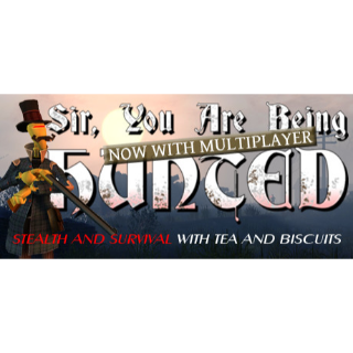 Sir, You Are Being Hunted Instant Delivery GLOBAL Steam Key
