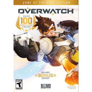 Overwatch Game of the Year Edition PC (INSTANT DELIVERY/ GLOBAL KEY) #13