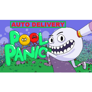 Pool Panic Steam Key ( Instant Delivery) #1