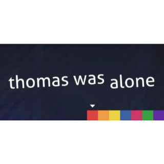 Thomas Was Alone 🔑 [INSTANT DELIVERY] 🚚