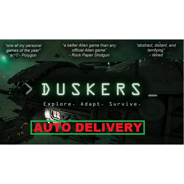 Duskers Steam Key ( Instant Delivery) #1