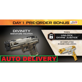 Call of Duty Black Ops IIII 4 DLC KEY CODE Divinity Gun | PC PS4 XBOX ONE (Region Free) | AUTO DELIVERY #1