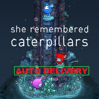 She Remembered Caterpillars (Steam Key | Instant Delivery ) #1