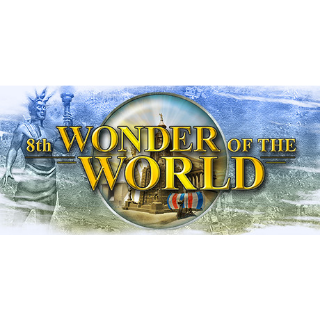 1 Steam Key - Cultures - 8th Wonder of the World