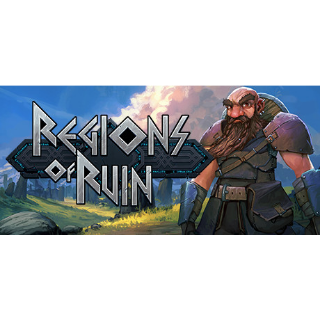 Steam Key - Regions of Ruin [☑️Instant Delivery☑️]