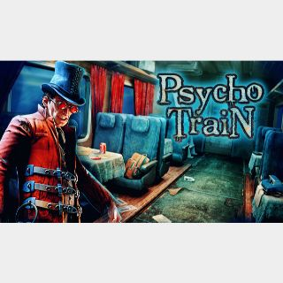 Steam Key - Psycho Train [☑️Instant Delivery☑️]