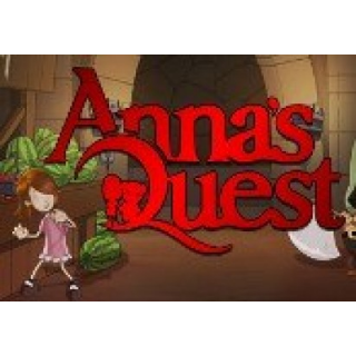 Steam Key - Anna's Quest [☑️Instant Delivery☑️]