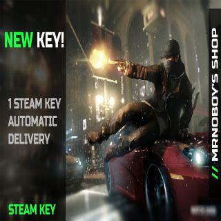 1 Steam Key - Cyber City 2157: The Visual Novel